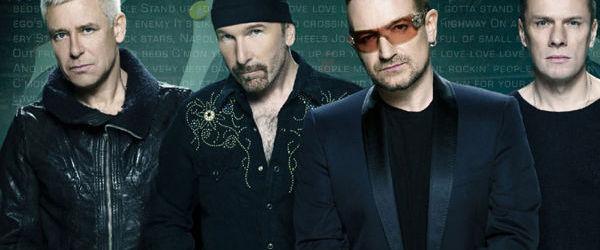 U2 au lansat seria de concerte 'The Virtual Road'