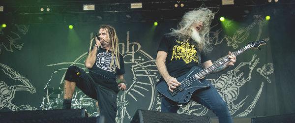 Lamb of God au lansat un clip live pentru 'Resurrection Man'
