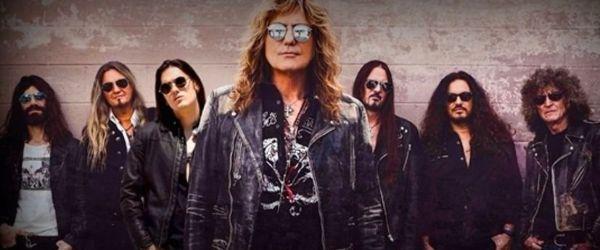 Whitesnake are un nou membru in trupa, Dino Jelusick