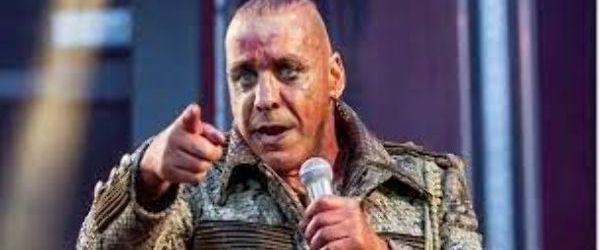 Till Lindemann a fost arestat in Rusia
