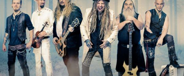 Korpiklaani au lansat single-ul 'Ennen'
