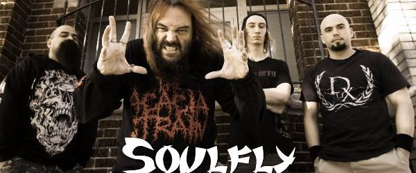 Soulfly au lansat noul single 'Filth Upon Filth' in cadrul unui concert