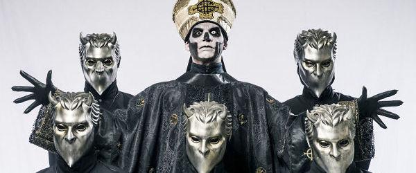 Ghost au lansat un nou single dupa o pauza de 2 ani, 'Hunter's Moon'