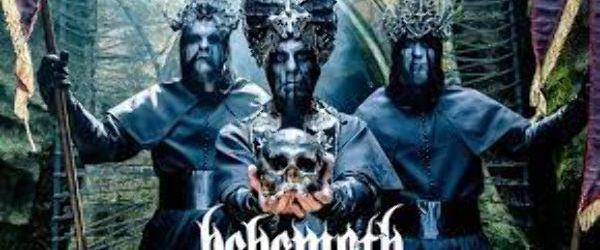 Behemoth vor sustine un concert online de Halloween
